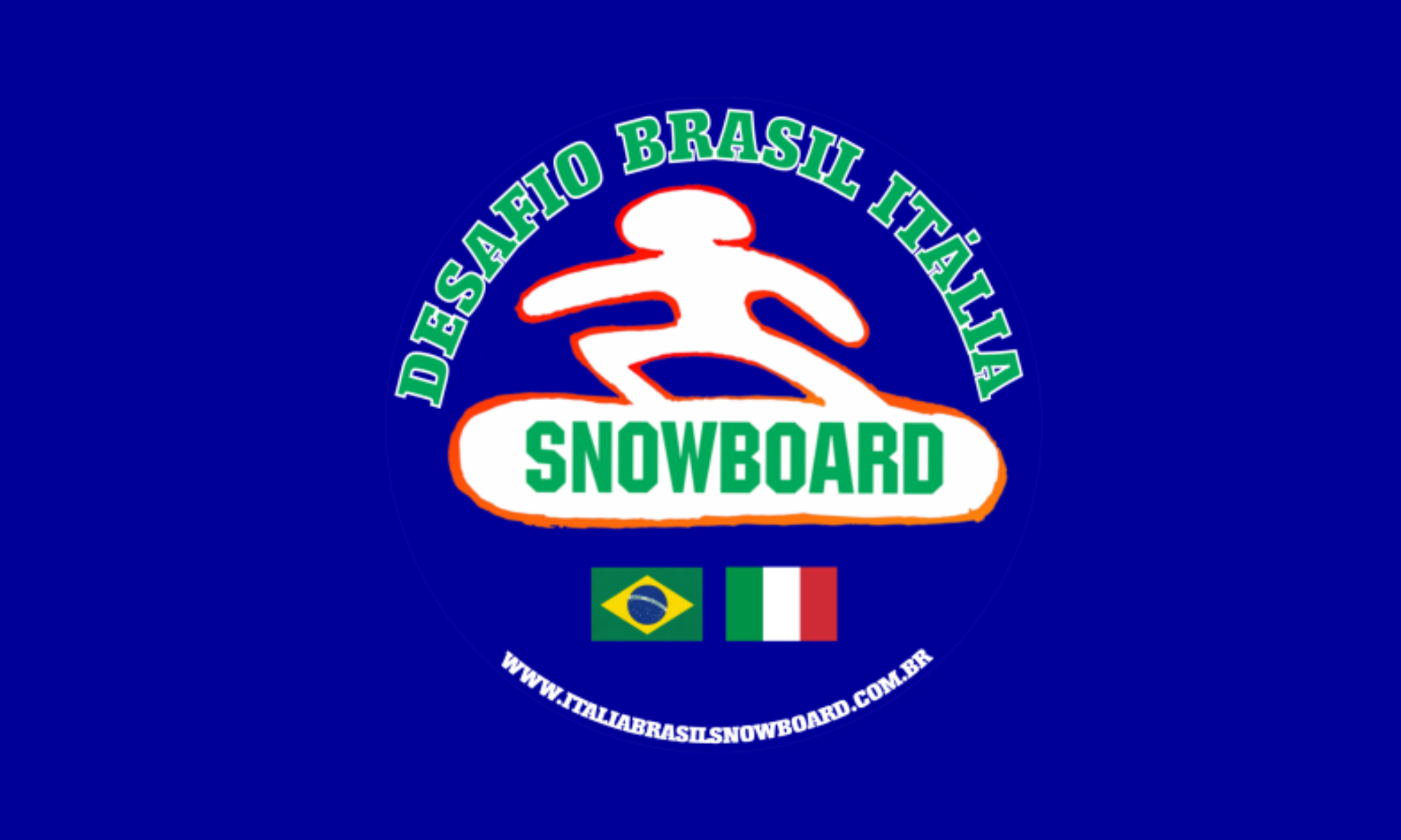 Desafio Itália Brasil de Snowboard